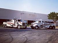 towing trucks heavy duty los angeles