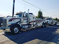 Los Angeles road assistance towing