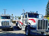 Trucks Towing near los angeles